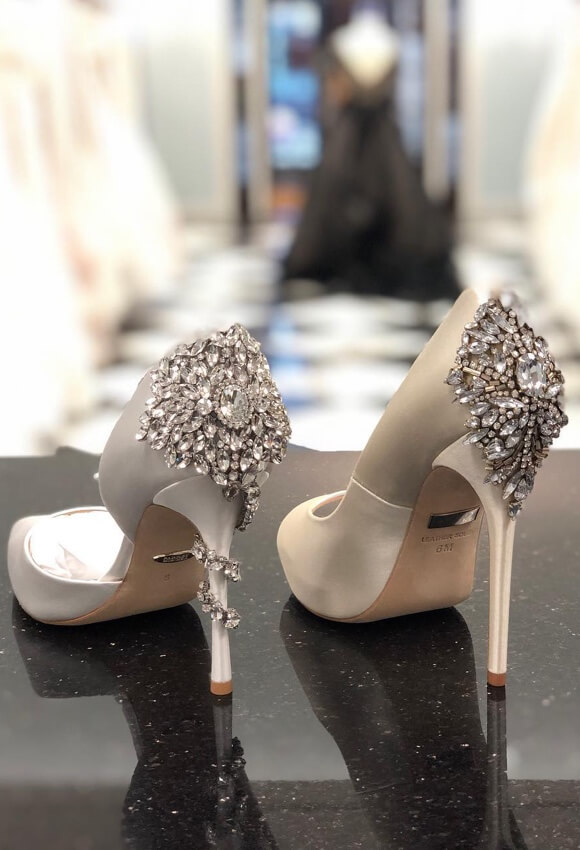 Photo of Serendipity Bridal bridal shoes