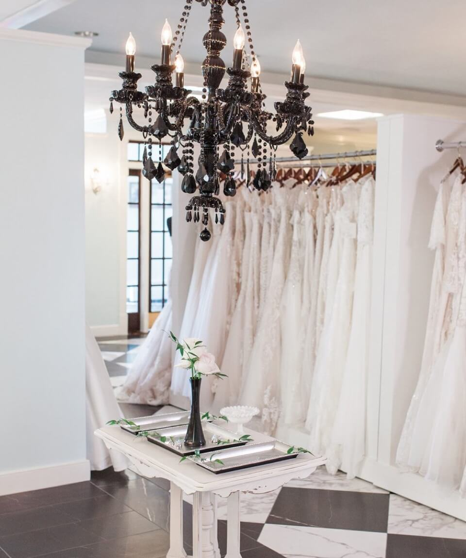 Photo of Serendipity Bridal bridal showroom