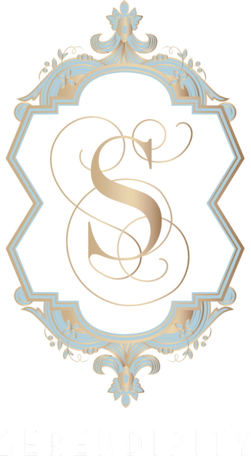 Serendipity Bridal. Logo Home